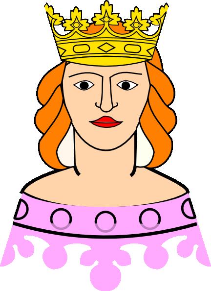 Queen Clip Art Images.