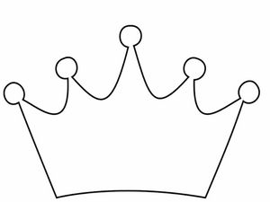 Tiara queen crown clipart black and white free clipart.