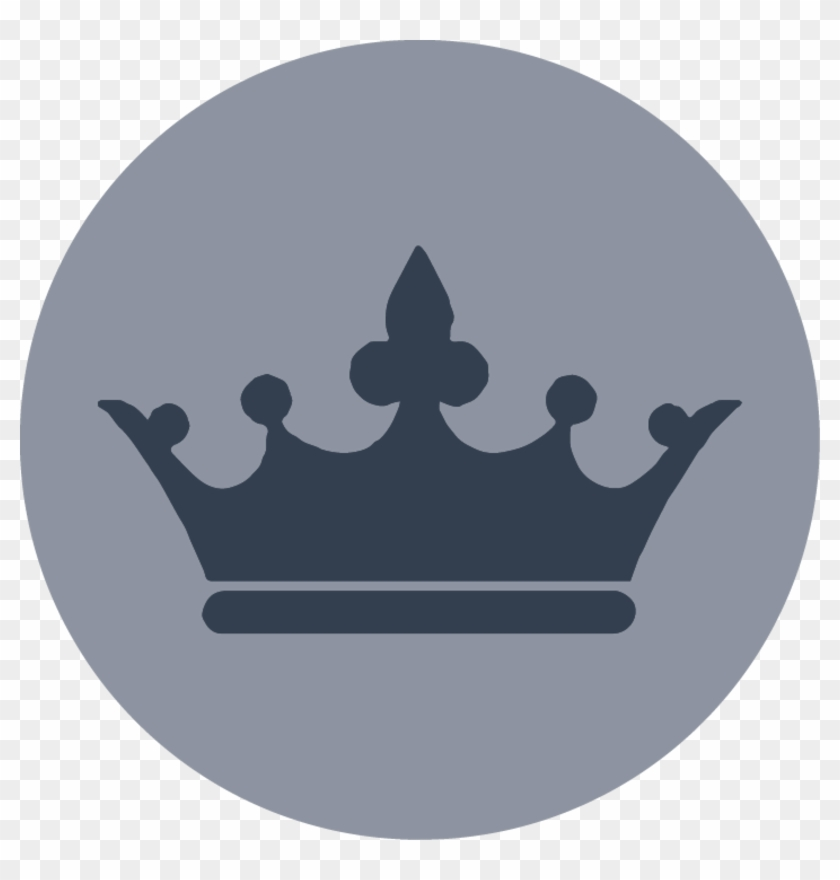 Disney Crown Silhouette , Png Download.