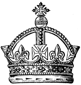 Queen Elizabeth II Crown.