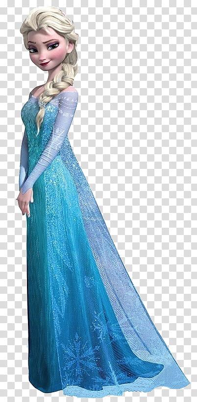 Elsa Frozen, Disney Queen Elsa transparent background PNG.