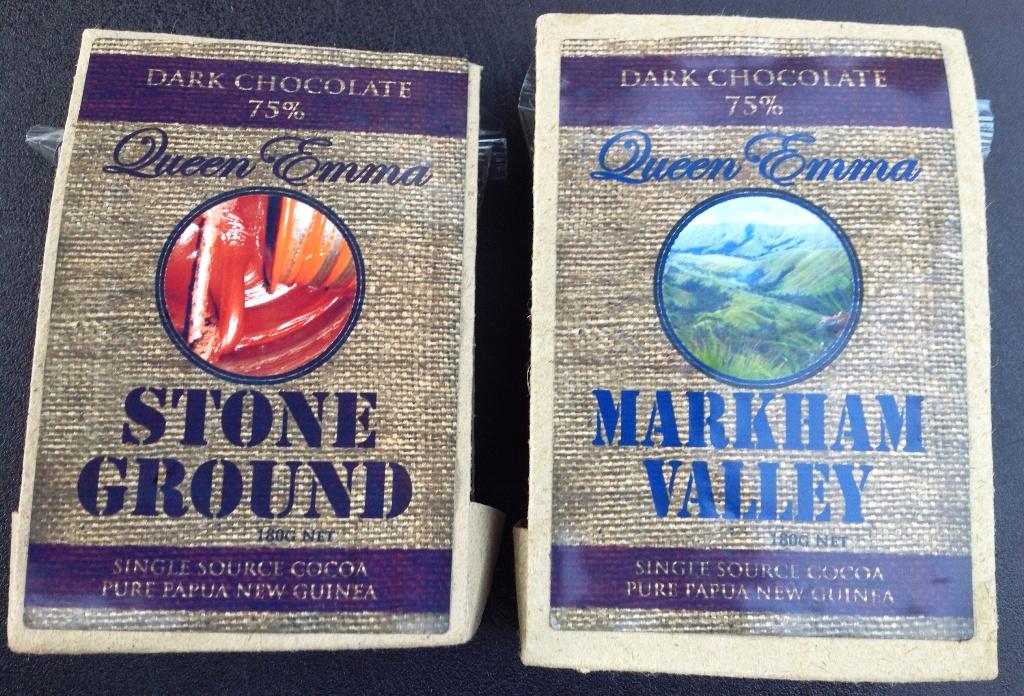 M M V I I ::: Queen Emma Chocolate Company.