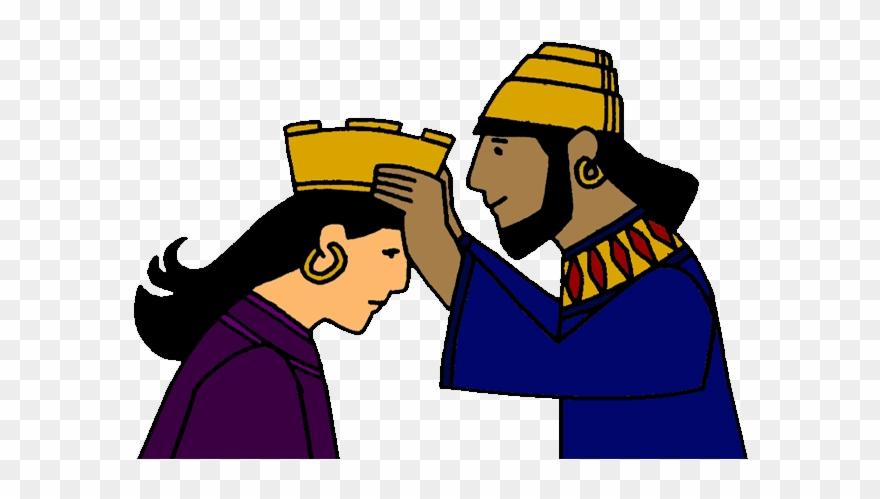9 Queen Esther.