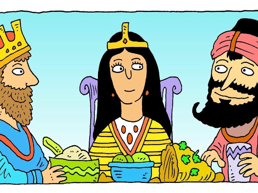 With Clipart Of Queen Esther Bible 9.