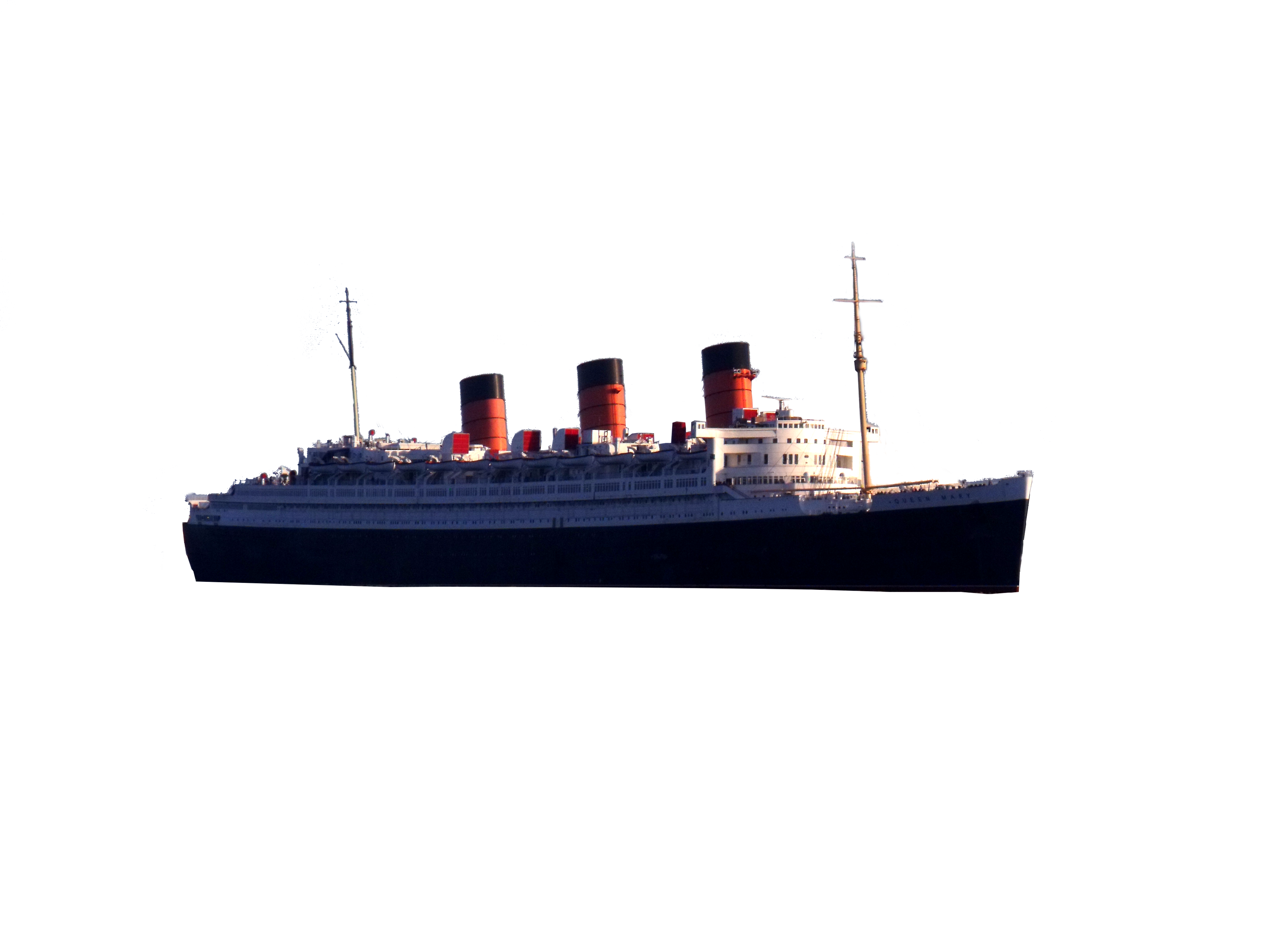 RMS Queen Mary by RMS.