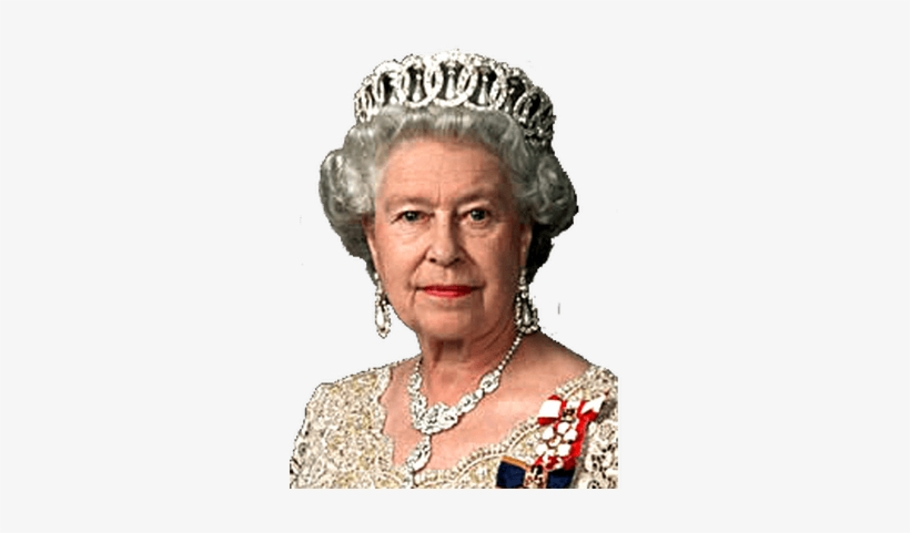 Queen Of England Png.