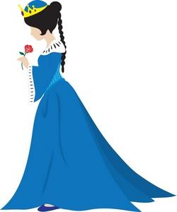 Queen Clipart Image.