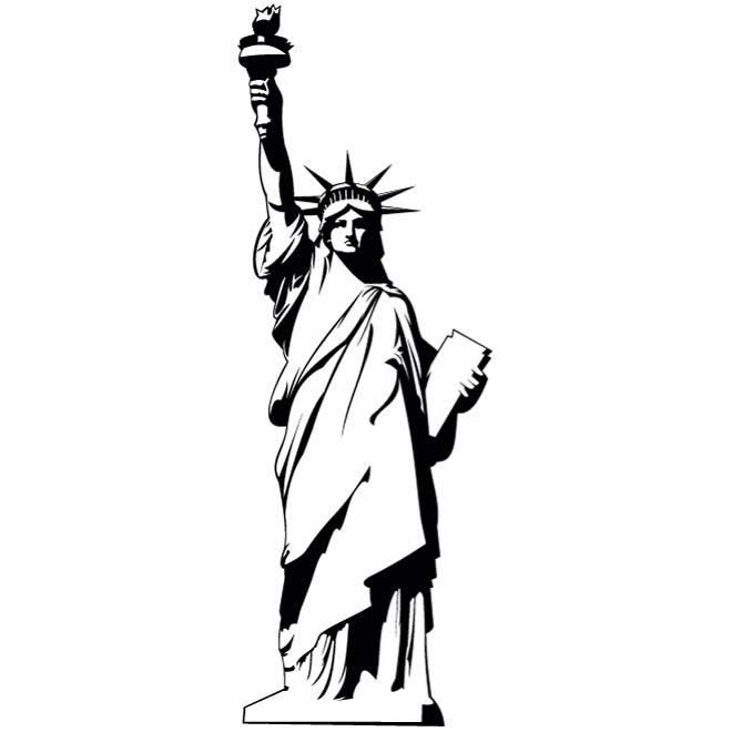1000+ ideas about Black Statue Of Liberty on Pinterest.