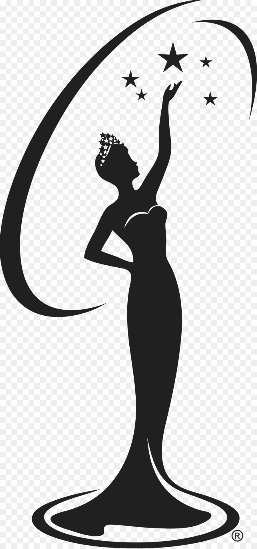 Free Beauty Queen Silhouette, Download Free Clip Art, Free.