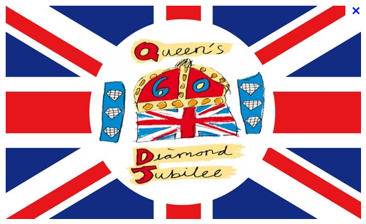 The Queens Diamond Jubilee Celebrations.