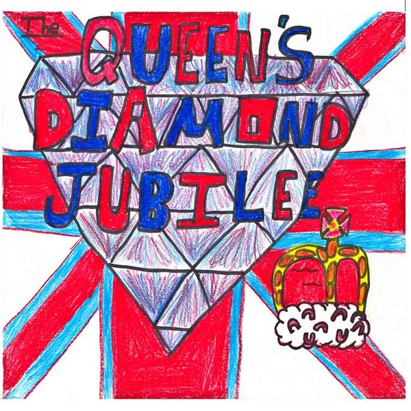 Queens Diamond Jubilee.
