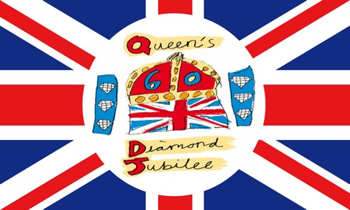 The Queen's Diamond Jubilee.