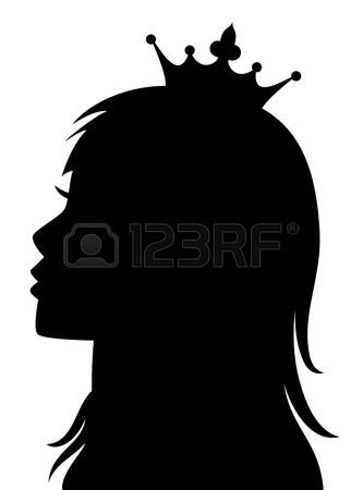 1,308 Queen Head Cliparts, Stock Vector And Royalty Free Queen.