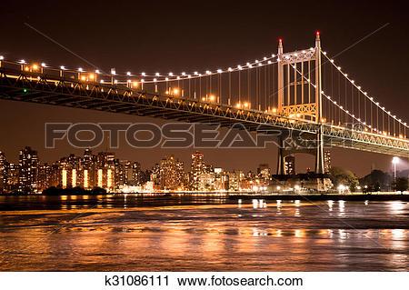 Stock Photography of Queensboro Bridge NYC k31086111.