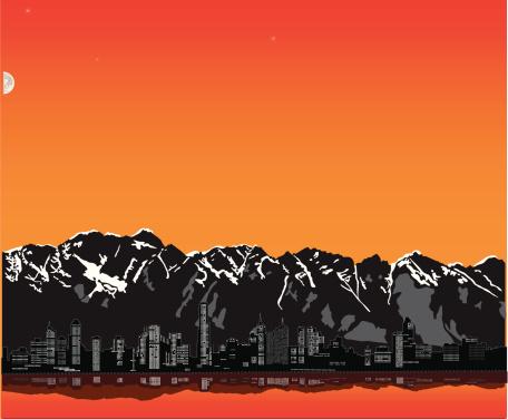 Queenstown New Zealand Clip Art, Vector Images & Illustrations.