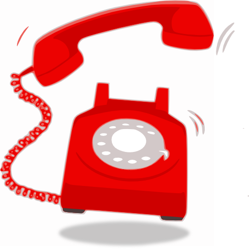 Clipart Telefon.
