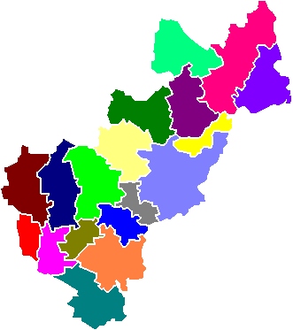 File:Municipalities of Queretaro (color).png.
