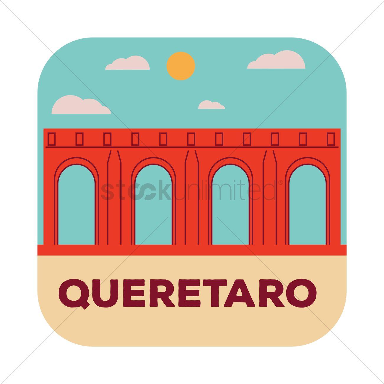 Queretaro Vector Image.