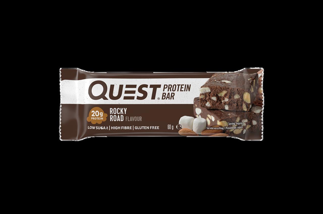 Quest Bar.