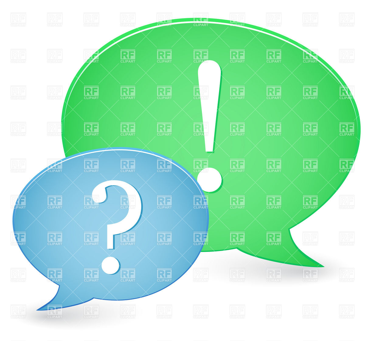 Answer Clipart.
