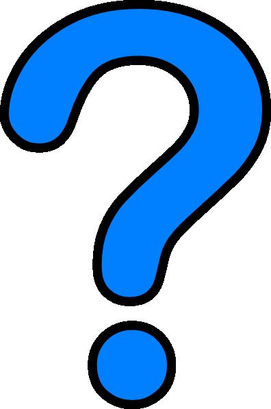 Clipart Question Mark.