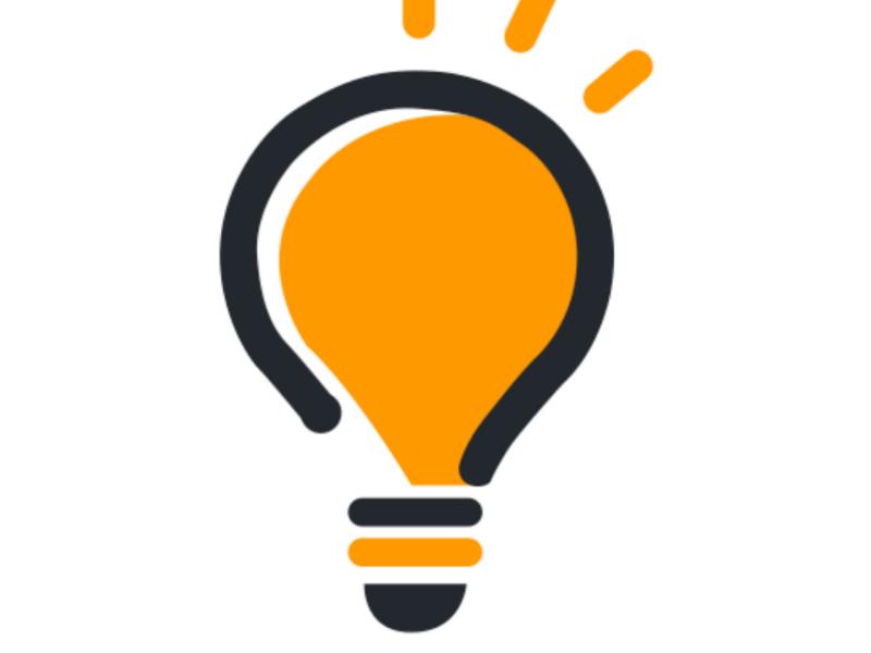 Idea question logo by GOHIL KISHNA on Dribbble.