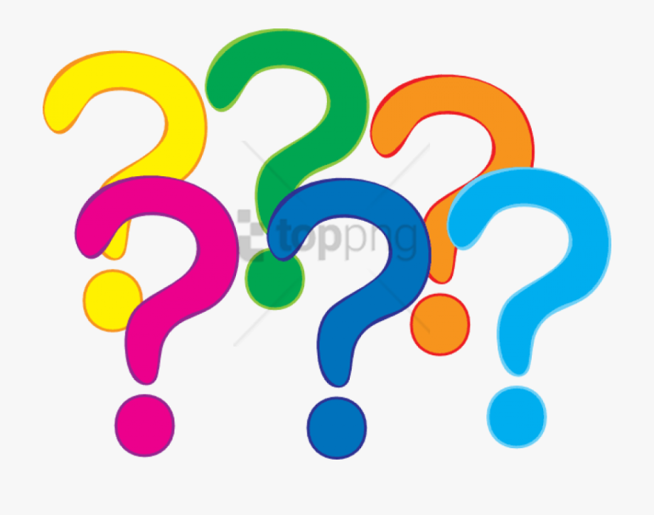 Free Png Question Mark Clipart Png Png Image With.