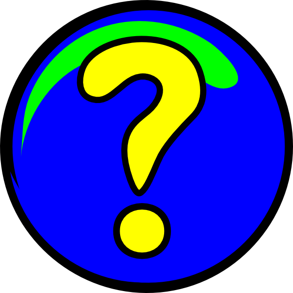Animated Question Mark Clipart Free.