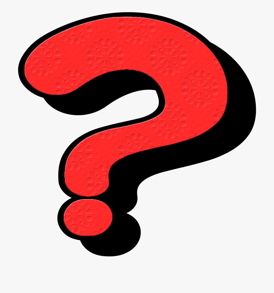 Question Mark Clipart Punctuation.