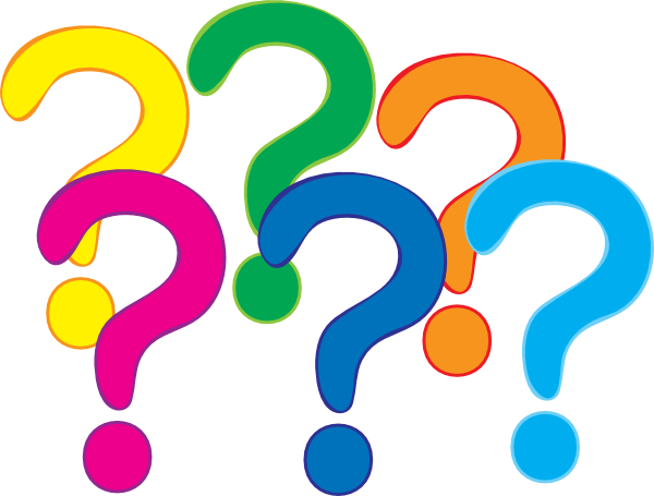 5570 Question free clipart.