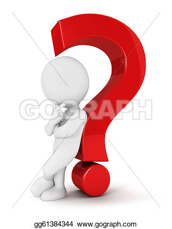 Question Mark Stock Illustrations.