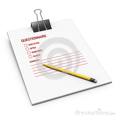 Questionnaire clipart - Clipground