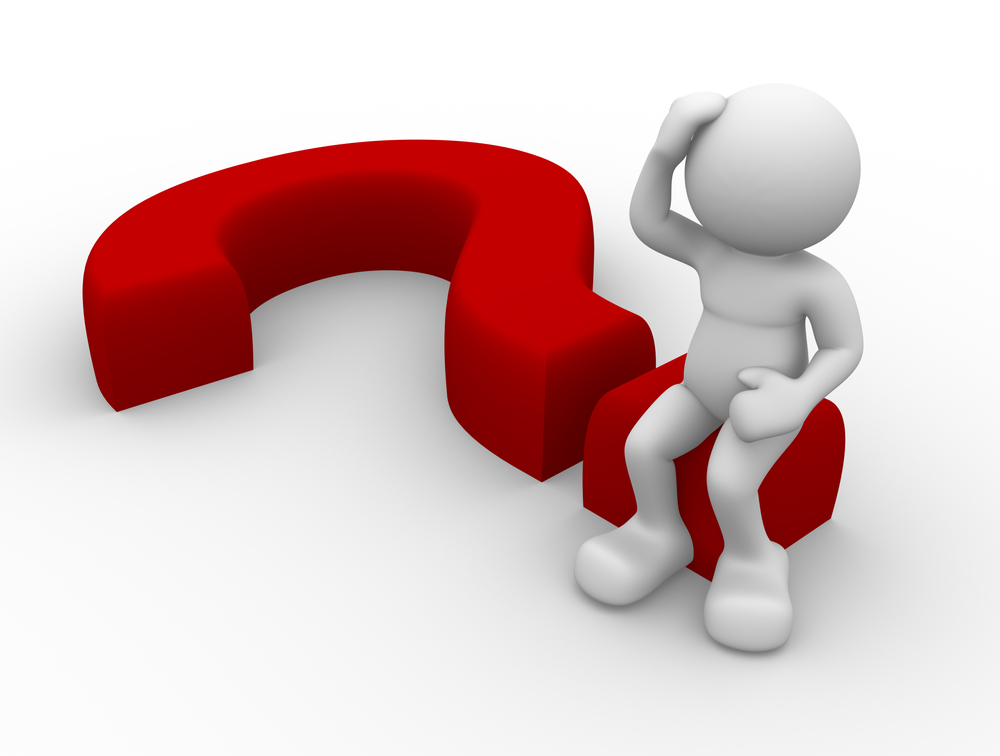 Any Questions Clipart.