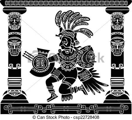 Quetzalcoatl Vector Clip Art EPS Images. 44 Quetzalcoatl clipart.