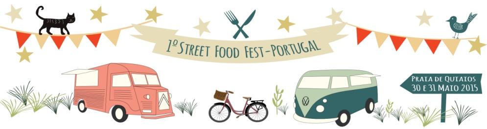 1.º Street Food Fest na Praia de Quiaios.