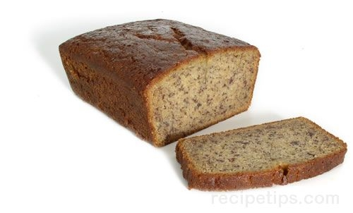 Banana Bread Clipart.