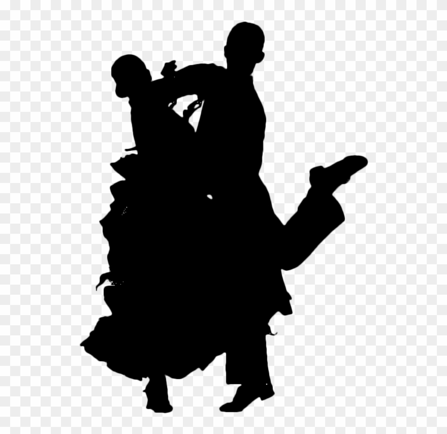 Dancing Clipart Quick Step.