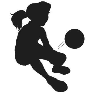Volleyball Clip Art  Royalty Free  GoGraph