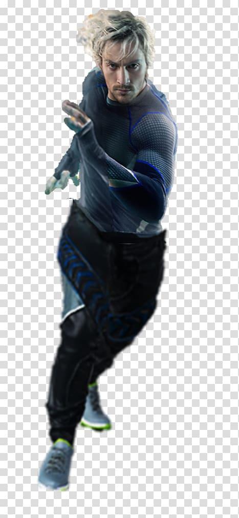 Quicksilver Marvel Cinematic Universe Avengers: Infinity War.