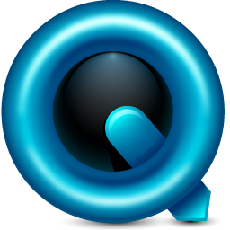Free Icons: Quicktime Icon.