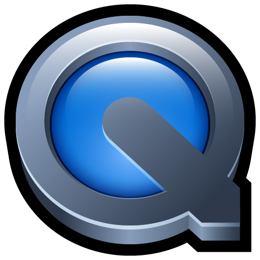 Quicktime X Button Icon, PNG ClipArt Image.