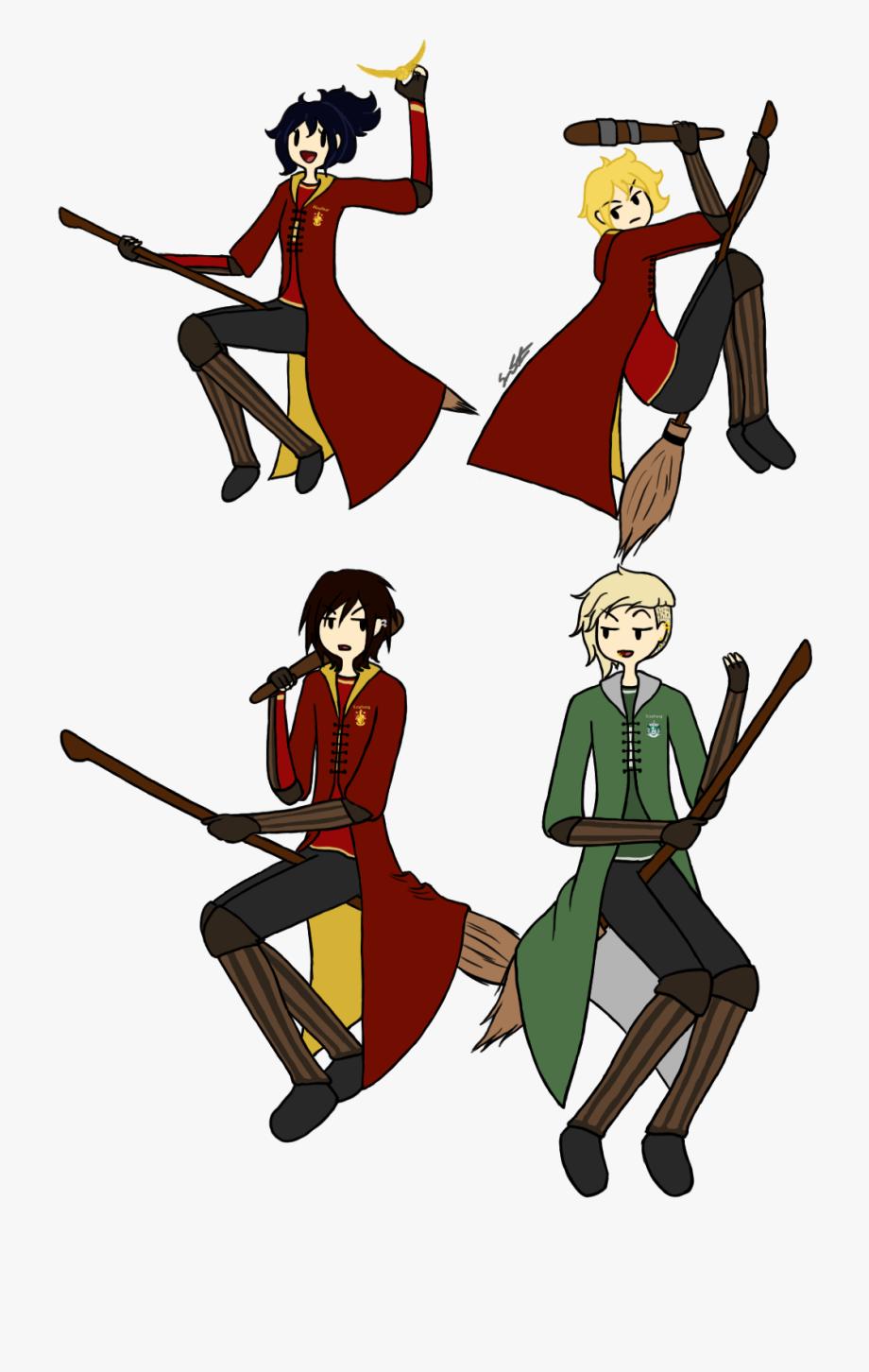 Adventure Quidditch By Ciaxlia.