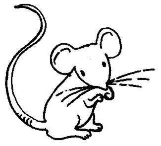 Quiet as a mouse clipart 2 » Clipart Portal.