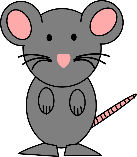 Free clipart quiet as a church mouse.