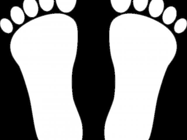 Feet Clipart Quiet Foot.