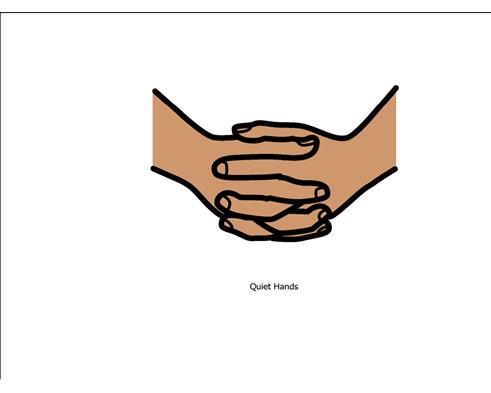 Quiet Hands.