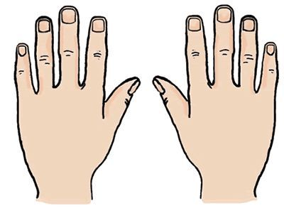 Quiet hands clipart 5 » Clipart Portal.