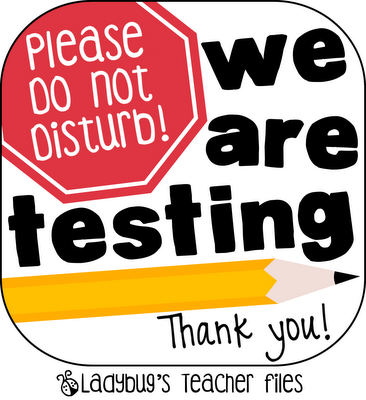 Testing Quiet Please Sign.