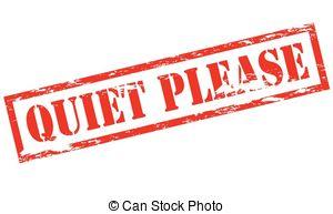 Quiet please Clip Art and Stock Illustrations. 184 Quiet please.