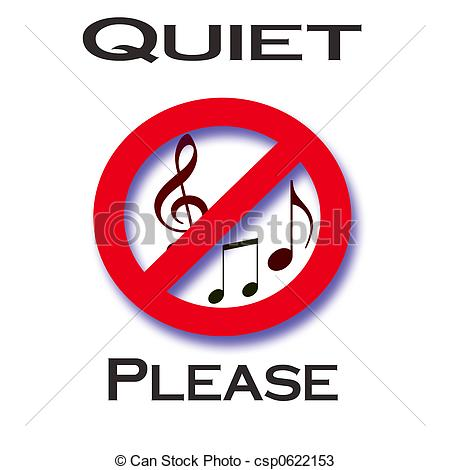 Quiet please Clip Art and Stock Illustrations. 191 Quiet please.